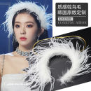 Hair accessories hair hoop 51-100 yuan Other / other Feather band brand new Japan and South Korea Fresh out of the oven other other