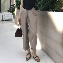 Casual pants Green [now], khaki [now], black [now], gray [now] XS,S,M Summer 2020