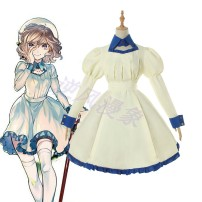 Cosplay women's wear Other women's wear Customized Over 14 years old full set Animation, film, games L,M,S,XL Japan Romantic, Gothic, maid, otaku, campus, Lolita Fictional reasoning