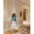 skirt Spring 2021 Average size white