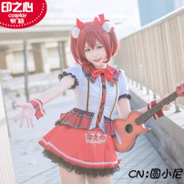 Cosplay women's wear suit Customized Over 14 years old Female XS female s female m female l female XL special size production Animation film and television The heart of seal Japan lovelive Love Live!