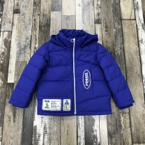 Down Jackets Detachable cap Solid color polyester White duck down 90% Other / other Children, male Three, four, five, six, seven, eight, nine, ten, eleven, twelve F1AC94305 have cash less than that is registered in the accounts Zipper shirt leisure time Polyester 100% blue