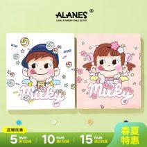 T-shirt Alanes neutral summer Short sleeve Crew neck Cartoon No model nothing cotton Cartoon animation Cotton 100% Class B Summer 2020 Chinese Mainland Shandong Province Linyi City