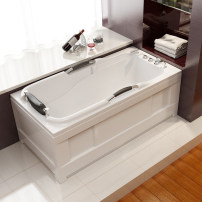 Ordinary bathtub Acrylic JML-Q101 ≈1.2m ≈1.3m ≈1.4m ≈1.5M ≈1.6M ≈1.7M Yes Not included Intra city logistics delivery JML / jinmulin Standard configuration (take note of left or right skirt) five piece set (take note of left or right skirt) surfing (take note of left or right skirt)