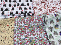 Fabric / fabric / handmade DIY fabric blending A, 50cm price, B, 50cm price, C, 50cm price, D, 50cm price, e, 50cm price printing and dyeing clothing Chinese Mainland