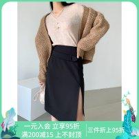skirt Autumn 2020 S, M black S2003324