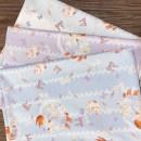 Fabric / fabric / handmade DIY fabric Others Fox cat