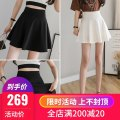 Women's large Summer 2021 Black and white S M 2XL L XL commute Solid color Korean version other Chafan 18-24 years old 96% and above Short skirt Other 100% Pure e-commerce (online only)