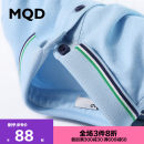 T-shirt MQD 110cm 120cm 130cm 140cm 150cm 160cm 170cm male summer Short sleeve Lapel and pointed collar leisure time nothing cotton other Cotton 100% D20230401 Class B 3 years old, 4 years old, 5 years old, 6 years old, 7 years old, 8 years old, 9 years old, 10 years old, 11 years old, 12 years old