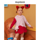 Dress No reason to return or exchange goods within 15 days female MQD 90cm 100cm 110cm 120cm Polyester 97.8% other 2.2% spring and autumn Korean version B20332110 other Autumn 2020 2 years old, 3 years old, 4 years old, 5 years old, 6 years old