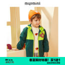 Windbreaker Tmall in avocado 90cm 100cm 110cm 120cm MQD male spring and autumn No detachable cap Polyester 100% polyester A20321008 Class C Polyester 100% Autumn 2020