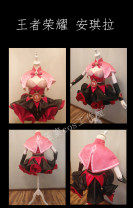 Cosplay women's wear suit Customized Over 14 years old Deposit, balance, full game Glory of Kings