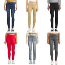 Jeans Autumn of 2019 Black, gray, dark blue, light blue, bright red, khaki S 3/5,M 7/9,L 11/13,XL 15/17,2X 19 Sindarin / Sindarin