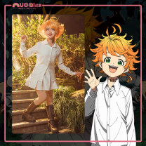 Cosplay women's wear suit Pre sale Over 14 years old Emma cos service (pre-sale, please consult customer service for details) Emma cos wig L m s XL XXL one size fits all Nochi  Emma cos