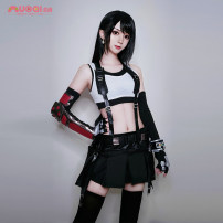 Cosplay women's wear suit Pre sale Over 14 years old Tifa cos suit L M S XL XXL Nochi  GC760
