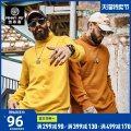 T-shirt / sweater Spinner Penny Pei Youth fashion 2XL 3XL 4XL 5XL 6XL 7XL thickening Socket Reversible collar Long sleeves autumn Slim fit 2019 Travel? tide Large size routine Solid color Autumn of 2019 Regular wool (10 stitches, 12 stitches) other Pure e-commerce (online only)