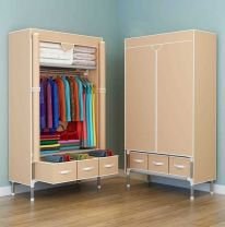 wardrobe No door Simple and modern other no Thyme Children's wardrobe adult wardrobe * Others no