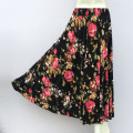 skirt Summer 2020 The length of skirt is 85CM, suitable for waistline of 2-3-2 1, 2, 3, 4, 5, 6, 7, 8, 9, 10 longuette Versatile High waist A-line skirt Decor Type A 40-49 years old Other / other
