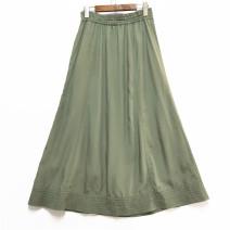 skirt Spring 2020 Average size Yellow, army green, brown Versatile Viii-j-7-4 other PINK JULIE