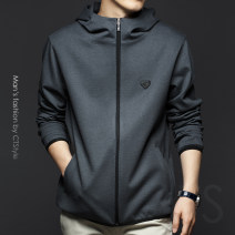 Jacket Other / other Fashion City Grey, brown, camouflage - benefits M,L,XL,2XL,3XL,4XL,5XL Self cultivation Other leisure autumn CTSLC311 Long sleeves Wear out like a breath of fresh air youth routine Zipper placket 2020 Cloth hem other Closing sleeve other other other