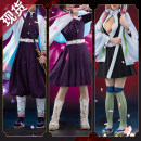 Cosplay women's wear suit Pre sale Over 14 years old [costumes] ghost blade - Butterfly bear, [costumes] ghost blade - chestnut flower falling xiangnaihu, [costumes] ghost blade - Ganlu Temple Mira comic Meow house shop Japan Campus style Ghost killing blade Meow house shop Full payment M Pre sale
