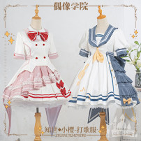 Cosplay women's wear suit Pre sale Over 14 years old original Meow house shop Japan Card Captor Sakura The tree of Sakura Meow house shop Full payment goods in stock