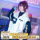 Cosplay men's wear suit Pre sale Meow house shop Over 14 years old [clothing] animxiu - Yuanli star (not replenished after sale), [clothing addition] sleeve inner - black shirt - (not coat), [clothing addition] sleeve less inner - black shirt - (not coat) Animation, games Chinese Mainland Pre sale