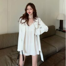 Fashion suit Spring 2021 Average size Dress, suit without silver accessories 18-25 years old 7198#