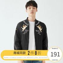 Jacket GXG Fashion City black 165/S,170/M,175/L,180/XL,185/XXL Self cultivation Other leisure spring
