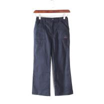 trousers Other / other female spring and autumn Y0919 1 Six, seven, eight, nine, ten, eleven, twelve, thirteen, fourteen Sapphire blue, carbon black 130cm,140cm,150cm,160cm