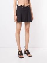 skirt Spring 2021 S,M,L Off white, black, army green, navy blue