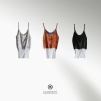 Vest sling Winter of 2019 It's orange on top, black on top, moonlight on top Average size hot water