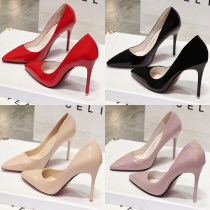 Low top shoes 34 35 36 37 38 39 Other / other Black 10 cm white 10 cm Red 10 cm apricot 10 cm naked pink 10 cm Black 7 cm White 7 cm red 7 cm apricot 7 cm naked pink 7 cm Sharp point Fine heel PU Shallow mouth Super high heel (over 8cm) PU Winter 2017 Trochanter Europe and America Adhesive shoes PU