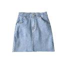 skirt Summer 2020 S,M,L,XL Black, blue Short skirt High waist skirt 25-29 years old JG   BT012042