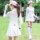 Golf apparel XS,S,M,L,XL female Long sleeve T-shirt