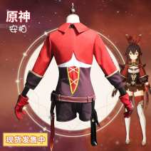 Cosplay women's wear suit goods in stock Over 14 years old Amber - full suit (November 22), amber - wig Animation, games Passers by Chinese Mainland Lovely, lovely, Gothic, Maid Dress, Royal sister fan, otaku department, campus style, dead reservoir water Original God umbra