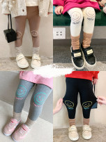 trousers Other / other female 7(90cm),9(100cm),11(110cm),13(120cm),15(130cm) White, gray, black, brown spring and autumn trousers Korean version Leggings Don't open the crotch Leggings 2 years old, 3 years old, 4 years old, 5 years old, 6 years old