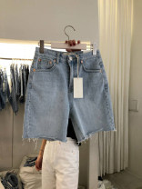 Jeans Spring 2021 Light blue, white, black S,M,L,XL shorts 18-24 years old Wear out