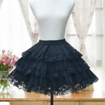 Lolita skirt Average size White 3 layers, black 3 layers goods in stock Other / other