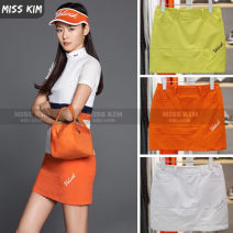 Golf clothing VOLVIK female 64,67,70,73,76 VLCUH471 Or orange, Le light green other Brand logo Game clothes Lower garment ventilation Summer 2017