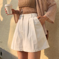 Women's large Summer 2020, spring 2020 Black, white, apricot, purple, pink short sleeves, white short sleeves M [recommended 80-100 Jin], l [recommended 100-120 Jin], XL [120-140 Jin], 2XL [140-160 Jin recommended], 3XL [160-180 Jin recommended], 4XL [180-200 Jin recommended] trousers singleton  easy