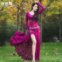 Belly Dance suit (performance dress) Maze dance M, L female cotton
