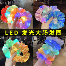 Hair accessories Hair rope RMB 1.00-9.99 Easy make up brand new Japan and South Korea Fresh out of the oven other F128