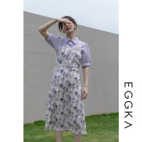 Fashion suit Spring 2021 S,M,L Yellow, purple, size chart 18-25 years old EGGKA O21016-F 96% and above