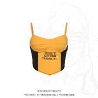 Vest sling Spring 2020 yellow S,M,L T1736299