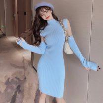 Dress Winter 2020 Light blue, light pink S,M,L