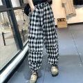 Casual pants Average size Summer 2020 trousers Haren pants High waist commute routine 96% and above hemp Retro hemp