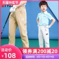 Golf apparel Khaki White Blue Navy S M L XL children TTYGJ trousers T13BM Summer of 2019
