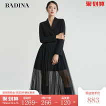 Fashion suit Spring 2020 XS S M L XL XXL black 25-35 years old Pattina 101U021 96% and above Polyester 100% Same model in shopping mall (sold online and offline)