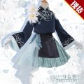 Cosplay women's wear suit Pre sale Over 14 years old Regular price (without deposit) comic L,M,S Three point delusion Japan Lovely wind Black deacon The shire Yetan No additional order after sale